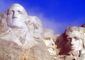 mount rushmore for ad botox nps photo